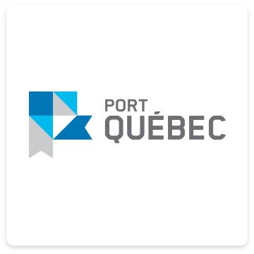 Logo Port de Québec