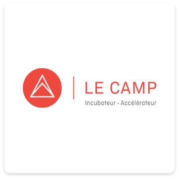 Logo Le camp